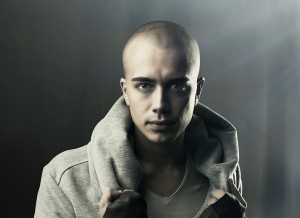 Willem Rebergen, alias dj/producer Headhunterz.